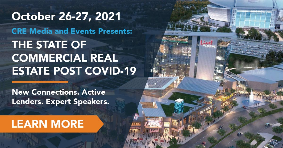 State Of Commercial Real Estate Post COVID 19 Conference CRE Media And Events Commercial Real Estate Conferences