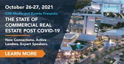 The State Of CRE Post COVID 19 Conference 2021 Commercial Real Estate Conferences Events CRE Media And Events